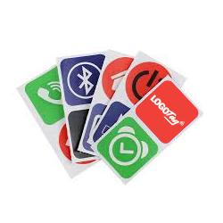 Stickers LOGOTAG GM