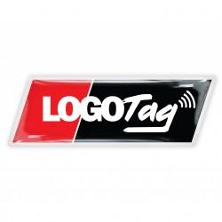 Sticker Epoxy LOGOTAG